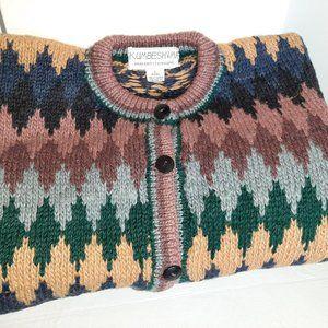 KUMBESHWAR Hand-knit in Nepal Wool Sweater